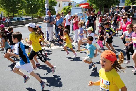 Festa Trail - Pitchou'Pic - courses enfants