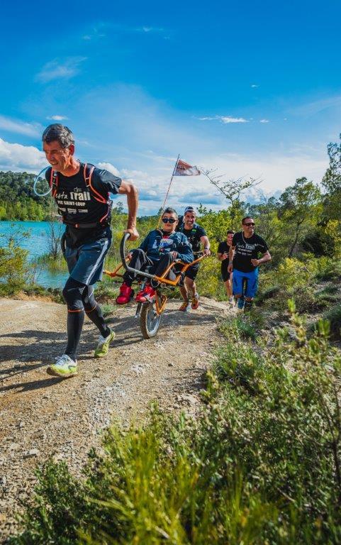 Festa Trail 2020 - Pic Saint-Loup - Handi Trail