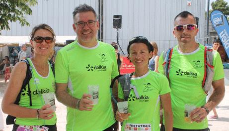 Festa Trail - Développement durable
