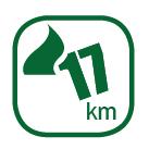 Festa Trail - 17 km - Duo du Pic