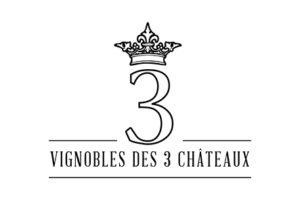 logo vignobles 3 chateaux