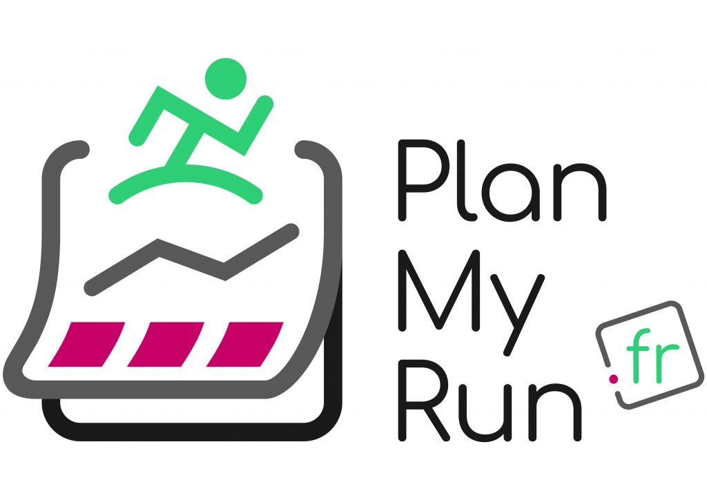 logo Plan my run